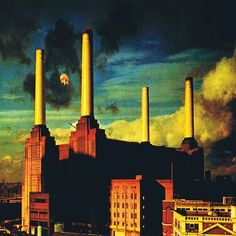 """Pink Floyd - Animals (1977).   While not their most well liked effort true fans hail the epic songs """"Sheep"""" and """"Pigs"""" as bona fide classics."""