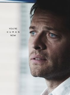 Seeing Cas be homeless and human broke my heart.  Especially when Dean said he couldn't stay at the bunker :( :(
