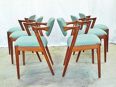 Kai Christensen Dining Chairs