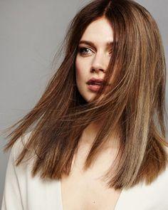 Billedresultat for uzun küt saç kesim modelleri