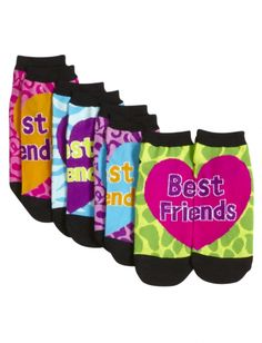 Bff Animal Socks | Girls Accessories Clearance | Shop Justice