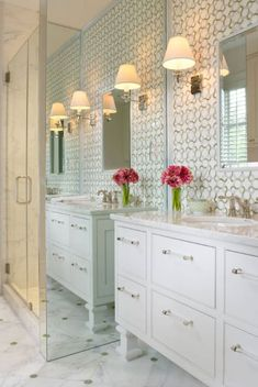 Most Design Ideas 10 Stunning Transitional Bathroom Design Ideas To Inspire You Pictures, And Inspiration – Modern House Design Decor, Traditional Bathroom, Interior, Classic Bathroom, Home Decor, Bathroom Interior, White Traditional Bathrooms, Bathroom Decor, Beautiful Bathrooms
