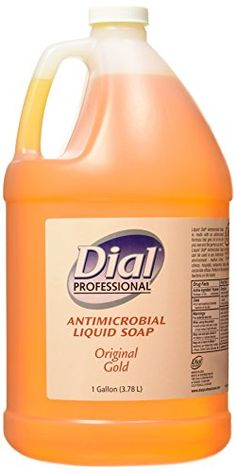 Dial Corporation 88047 Dial Liquid Gold Antimicrobial Soap 1 gal ** You can get additional details at the image link.