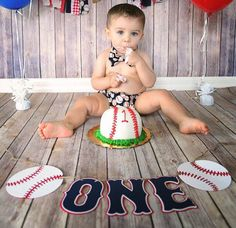 Baseball High Chair Banner ONE Banner by SparklingConfetti Baseball Theme Birthday, Boys First Birthday Party Ideas, 1st Birthday Pictures, Baby Boy 1st Birthday, 1st Birthday Parties, Baseball Party, Baby Baseball, Baseball Quotes, Birthday Banners