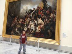 Royal Museums of Fine Arts of Belgium (Musees Royaux des Beaux Arts)  June 22, 2013