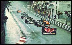 Monaco GP, 1975