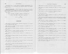 Foulon, Trigonométrie (1945) | Trigonométrie, Résoudre des équations, Mathématiques