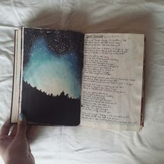 artjournalsandstuff: Had to share this... | JOURNAL INSPIRATION