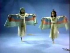 Ritual Dance in Ancient Egypt - YouTube