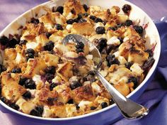"""Berry Good"" French Toast Bake"