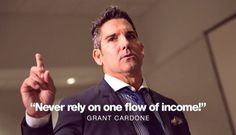 Multiple streams of  income are an integral aspect of becoming exceptionally rich and living a life of your dreams. #GrantCardone #d2i #Dare2Inspire