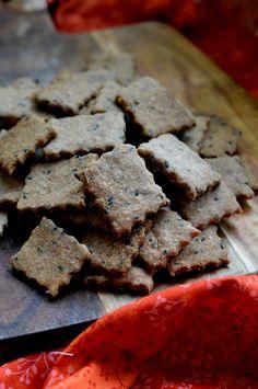 Sós keksz - Kifőztük Cookies, Food, Kitchen, Mint, Crack Crackers, Cooking, Eten, Cookie Recipes, Kitchens