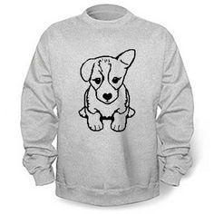 Baby Loki Sweater via Corgi Apparel. Click on the image to see more!
