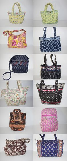 VERA BRADLEY  by Todd Stetson on Etsy--Pinned with TreasuryPin.com