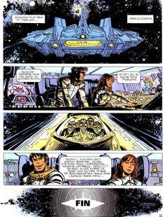 Jean-Claude Mézières - Valerian et Laureline #17 L'orphelin des astres, Planche 50 -- Colored