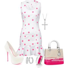 """""""Easter white"""" by missy-smallen on Polyvore"""
