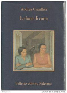 "Andrea Camilleri ""La luna di carta"" Selerio n. 656"