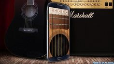 """TEN FREE AMAZING GUITAR APPS Apps are all the rage these days and a day never seems to go by without a new basket of """"must haves"""" are pushed under your nose. Here we look at ten free amazing guitar apps that you should consider bunging up those last few… Music Institute, Online Guitar Lessons, Guitar Amp, Creative People, Free Apps, Music Instruments, Android, Learning, Games"""