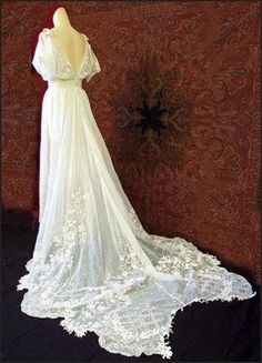 Beautiful Vintage Wedding Dresses Wedding Ideas