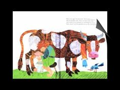 Pancakes, Pancakes! by Eric Carle, read aloud on You Tube, with illustrations from the book