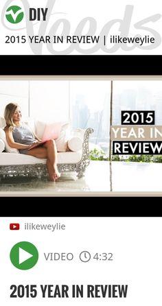 2015 YEAR IN REVIEW | #wahlietv | http://veeds.com/i/9seHjnqsBk4nhVJ3/diy/