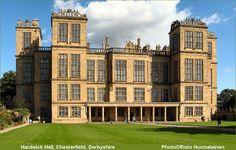 Hardwick Hall, Chesterfield, Derbyshire
