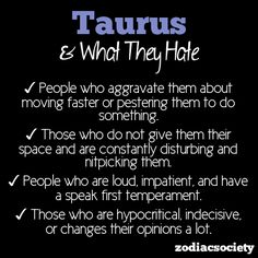 facts about taurus the bull