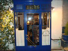 Restaurante Sacha. Juan Hurtado de Mendoza 11. T. 91 345 59 52