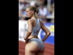 The Ass Olympics:  Ladies Have You No Shame?
