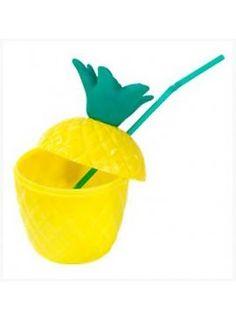 Ananas Drink beker