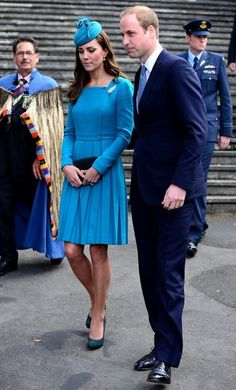 Kate Middleton Photos - Royal Tour New Zealand - Cathedral Church of St Paul - Zimbio