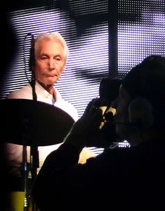 Charlie Watts, Rolling Stones, Photographs, Tours, Concert, Photos, The Rolling Stones, Concerts