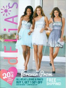 Teen clothing catalogs