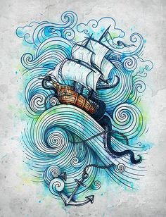 Enkel Dika.. love these waves