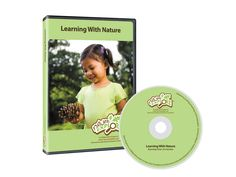 Learning With Nature DVD: Incorporating Nature Education into your Outdoor Space. A joyful celebration of ways to use outdoor classrooms as an integral part of children's daily learning. See how well-designed outdoor spaces facilitate children's overall development socially, emotionally, physically and intellectually. Gain insight into ways to help children make deeper connections with the natural world.