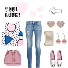 YOU! LOOK! by alcalams on Polyvore featuring moda, STELLA McCARTNEY, Henri Bendel, Maison Margiela, Marni, Wildfox and ootd Henri Bendel, Personal Branding, Wildfox, You Look, Marni, Stella Mccartney, Outfit Ideas, Ootd, Fashion Outfits