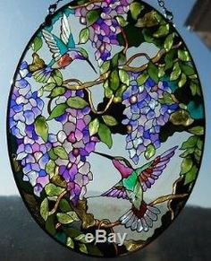 stained glass wisteria - Google Search