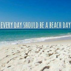 It definitely should be. :) #summer