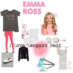 Emma Ross outfit