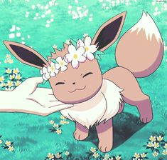 Hi I am RiRi this would be my eevee if Pokemon were real but Pokemon are all ready real to my anyway Pokemon Gif, Pokemon Fusion, Memes Do Pokemon, Pokemon Eeveelutions, Eevee Evolutions, Eevee Cute, Pokemon Facts, Pikachu Pikachu, Evolution Pokemon