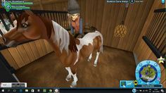 Star Stable: New home stables / My first impressions