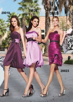 Impression Brides Maids Dresses Style 20020