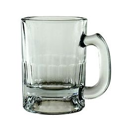 Anchor Hocking 90069 Beer Taster Mug 3.5 oz. - 72/CS
