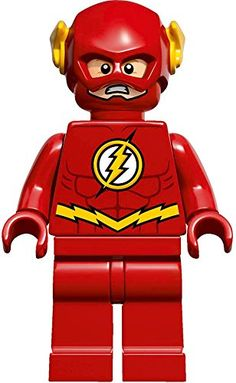 Share Tweet Pin Mail Listed Price: $19.99 LEGO Batman DC Super Heroes The Flash Minifigure (2014)… Read more…