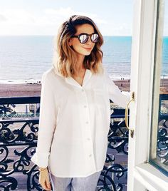 This Rumour About Zoella Is Really Pretty Disturbing Zoella Hair, Zoella Beauty, Zoella Outfits, Zoe Sugg, Girl Online, Woman Crush, Beautiful People, Celebrity Style, Celebrity Dads
