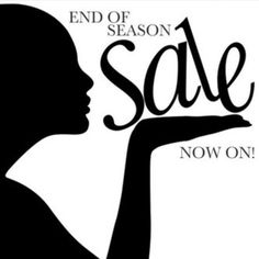BOGO 50% off sale End of season clear out - does NOT include  items...enjoy Tops