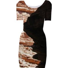 Canyon Shadow Dress Too from Print All Over Me