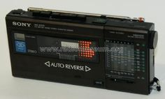 Sony; Tokyo WA-8000