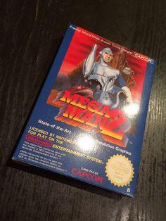 Megaman 2 Nintendo Nes Pal B FRA Neuf New Mint OVP