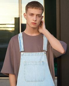 Overall Shorts, Overalls, Hairstyles, Pants, Instagram, Women, Fashion, Haircuts, Trouser Pants